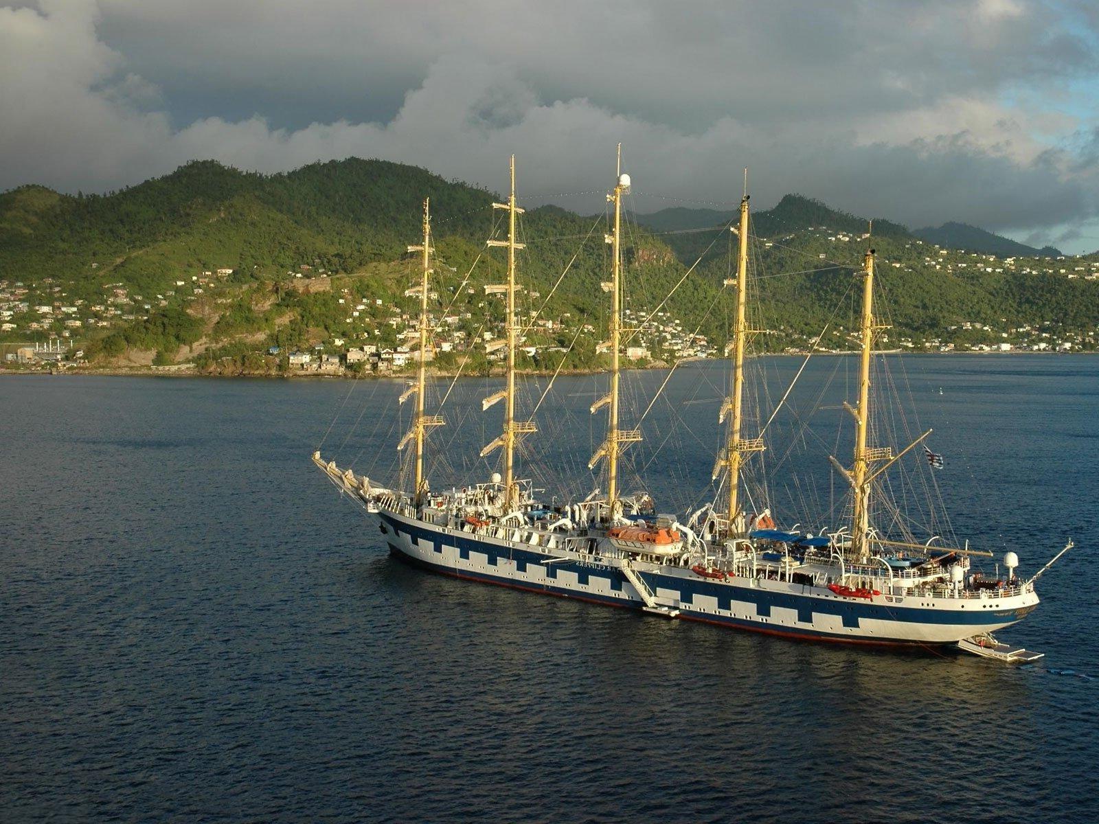 фото парусных яхт для обоев