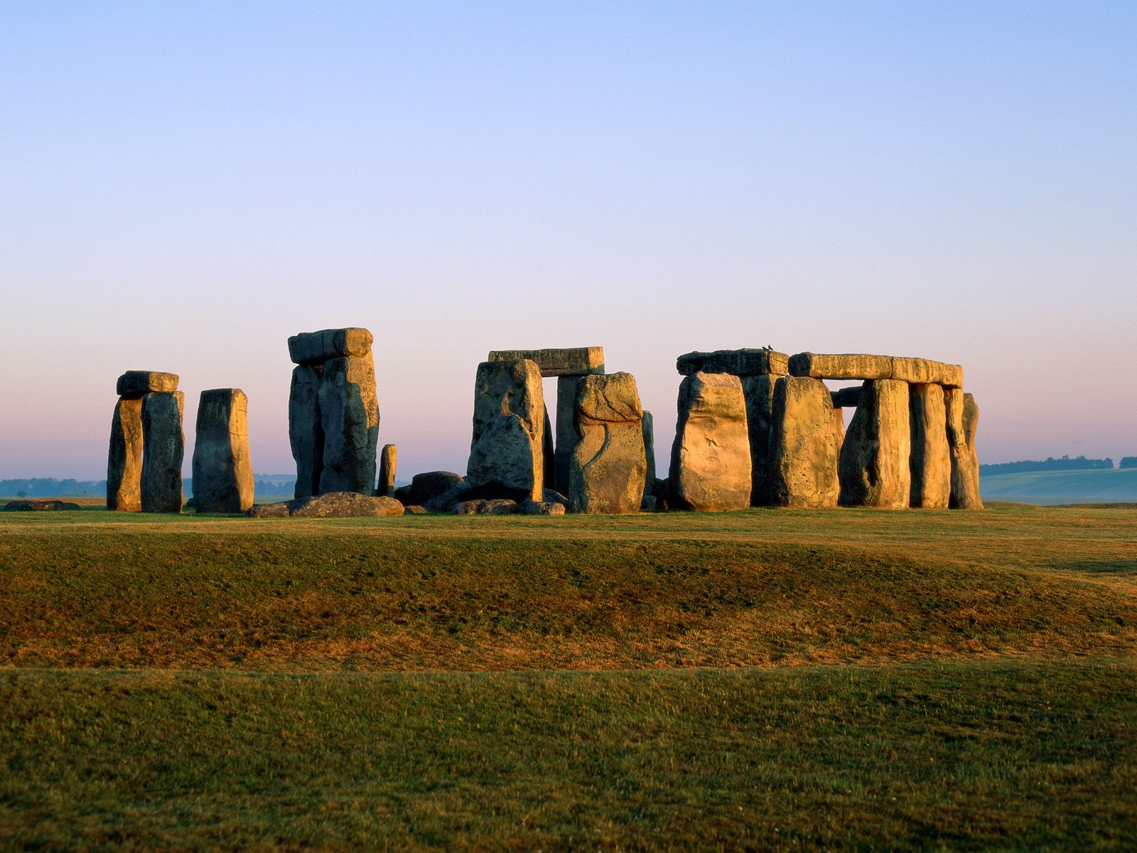 Stonehenge z londyna